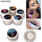 Party Highlight Whitening Pigment Silver Colorful  Glow  Palette