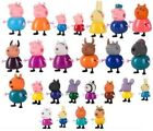 Kyпить PEPPA PIG MINI FIGURE PACK PLAYSET CUTE TOY COLLECTION - 4PC 10PC 21PC 25PC SET на еВаy.соm