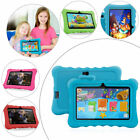 """7"""" Android Tablet PC 1GB 16GB WIFI Quad Core HD Dual Camera Bundle Kids Game"""