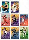 2018 19 Hoops HOLIDAY WINTER SNOWFLAKE Get out the Way U Pick LEBRON WALL KEMBA
