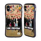 OFFICIAL ONE DIRECTION SOLO POSTERS HYBRID CASE FOR APPLE iPHONES PHONES