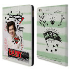 ONE DIRECTION 1D MIDNIGHT MEMORIES SHOTS HARRY LEATHER BOOK CASE FOR APPLE iPAD