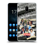 OFFICIAL ONE DIRECTION FAN ART DESIGNS SOFT GEL CASE FOR NOKIA PHONES 1