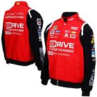 Jeff Gordon Red/Black AARP/Drive to End Hunger Uniform Twill Jacket