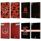 OFFICIAL NFL 2018/19 CINCINNATI BENGALS LEATHER BOOK WALLET CASE FOR APPLE iPAD $25.55 USD on eBay