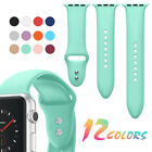 Replacement Sport Watch Band Strap for Apple iWatch Series4/3/2/1  3-pieces Pack