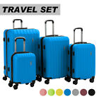 Kyпить Luggage Travel Set Bag ABS Trolley 360° Spinner Carry On Suitcase with Lock на еВаy.соm