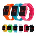 Practical Electronic Digital Kids/Child/Boy's/Girl Waterproof LED Display Watch image