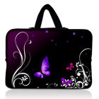 """Laptop Notebook Sleeve Case Bag Pouch for 10-17"""" HP Dell MSI Lenovo Acer Macbook"""