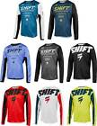 Shift White Label Jersey - MX Motocross Dirt Bike Off-Road ATV MTB Mens Gear $23.96 USD on eBay