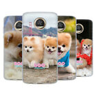OFFICIAL BOO-THE WORLD'S CUTEST DOG PLAYFUL SOFT GEL CASE FOR MOTOROLA PHONES