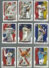 2014 BOWMAN BASE - HOMETOWN FLAG PARALLELS - WHO DO YOU NEED!! #'S 1-111 on Ebay