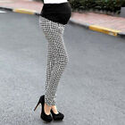 Houndstooth Maternity Overalls Pants Pregnant Women for Office Ladies Pregnancy