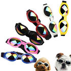 Small Pet Dog Sun Glasses Goggles Sunglasses Glasses Eye Wear Protection Cool