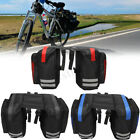 600D 20L Bicycle Rear Rack Seat Saddle Bag Pannier Tail Durable Water Resistant