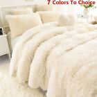 Winter Soft Shaggy Blanket Ultra Plush Quilt Warm Comfy Thicken Throw BeddiWTUS image