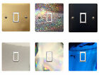 Light Switch Stickers Self-adhesive Covers Vinyl Stickers - Glitter, Chrome