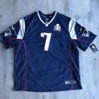 Nike Mens & Womens Superbowl Jersey New England Patriots Playoffs Gronk Brady