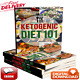 Ketogenic Diet 101 Recipes Cookbook– Healthy lifestyle & lose weight Guide + MRR