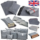 Grey Mailing Bags Self Seal Strong Postage Postal Poly Pack (330x485 mm 13