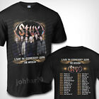 STYX Tour Dates 2019 T SHIRT S-3XL MENS image