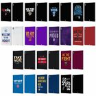 OFFICIAL NBA 2018/19 TEAM SLOGANS 2 LEATHER BOOK WALLET CASE FOR APPLE iPAD on eBay