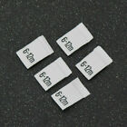 Handmade Fabric Labels Tags Washable DIY Clothes Sewing Patch Handcraft Supplies
