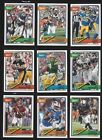2018 PANINI CLASSICS FOOTBALL  (ROOKIE RC's, STARS, LEGENDS) WHO DO YOU NEED!! $0.99 USD on eBay
