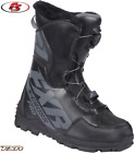 New 2019 FXR X-Cross Pro BOA Snowmobile Boot Black Ops women's Size 7  10