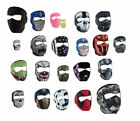 Zanheadgear Neoprene Full Face Motorcycle Face Mask Cold Weather Protection