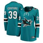 Fanatics Branded Logan Couture San Jose Sharks Womens Teal Breakaway Jersey