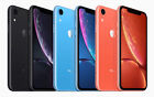 New Apple iPhone XR 64/128/256GB Sprint CDMA iOS Smartphone Choose Your Color