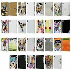 OFFICIAL MICHEL KECK DOGS 3 LEATHER BOOK WALLET CASE COVER FOR APPLE iPAD