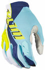 Klim Blue/White Mens XC Lite Dirt Bike Gloves MX ATV Offroad Off-Road 2018