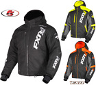 2019 FXR Men's Mission FX Snowmobile Jacket Black/Hivis/Orange MD LG XL 2XL 3XL