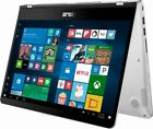 """ASUS 2-in-1 14"""" Touch FHD Laptop 8th Gen Core i5-8250U 8GB 250GB/500GB SSD"""