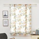 Lifting Heavy Rose Lace Kitchen Curtain Choice of Tier Valance or Swag GIFT
