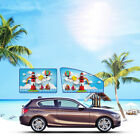 Cartoon Cars sunshade sunscreen heat shield shade car visor window magnetic UV