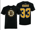 Reebok NHL Men's Boston Bruins Zdeno Chara #33 Player Tee, Black $18.95 USD on eBay
