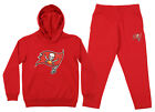 Outerstuff NFL Youth Tampa Bay Buccaneers Team Fleece Hoodie and Pant Set $49.99 USD on eBay