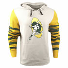 FOCO NFL Men's Green Bay Packers Retro Knit Sleeve Hooded Sweater on eBay