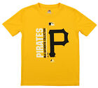 Majestic MLB Youth Pittsburgh Pirates Short Sleeve AC Team Icon Tee on Ebay
