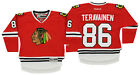 Reebok NHL Kids Chicago Blackhawks Teuvo Teravainen #86 Player Jersey, Red $16.99 USD on eBay