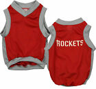 Sporty K9 NBA Houston Rockets Basketball Dog Jersey on eBay