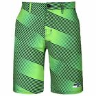 Forever Collectibles NFL Men's Seattle Seahawks Diagonal Stripe Walking Shorts