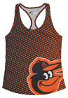 Forever Collectibles MLB Women's Baltimore Orioles Diamond Racerback Tank on Ebay