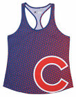 Forever Collectibles MLB Women's Chicago Cubs Diamond Racerback Tank on Ebay
