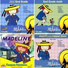 Magnificent Madeline Series Edutainment Software PC Windows XP Vista Sealed New