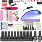 Manicure Set Nail Gel Polidh Set Kit For Manicure Gel Varnish Nail Art Sets 36W