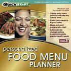 Healthy Food Planner Analyzer Recipe Menu Software Assortment PC Windows Sealed
